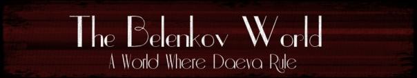 Belenkov World ban