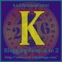 'K' #AtoZChallenge
